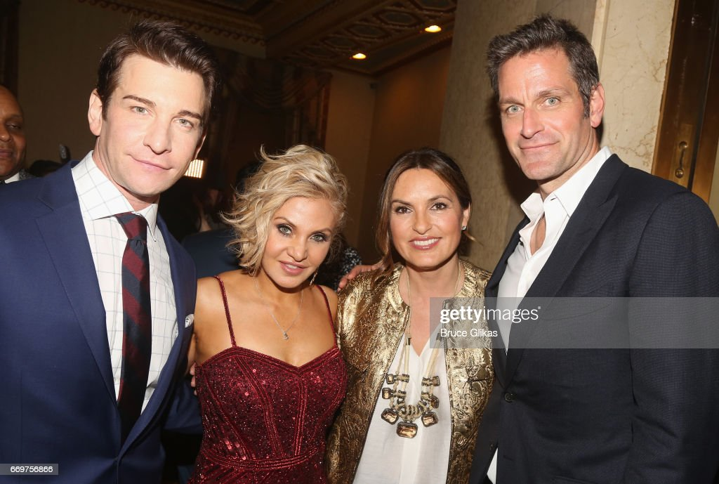 """""""Groundhog Day"""" Broadway Opening Night - After Party : News Photo"""