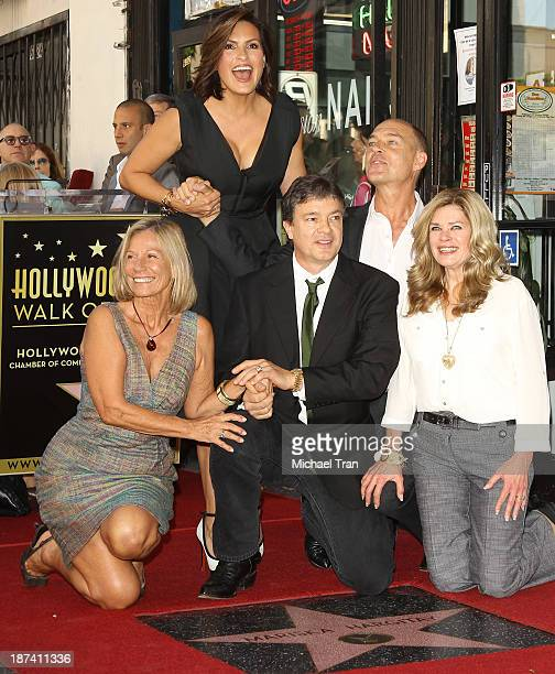 Mariska Hargitay Siblings Stock Photos and Pictures ...