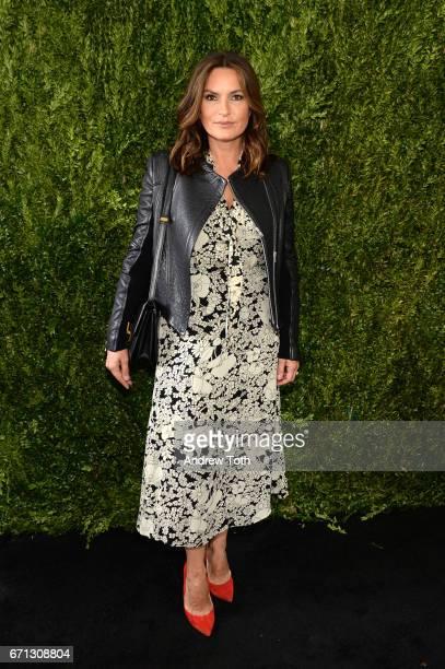 Mariska Hargitay attends Chanel Women's Filmmaker Luncheon during the 2017 Tribeca Film Festival at Odeon on April 21 2017 in New York City