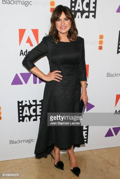 Mariska Hargitay attends the 68th Annual ACE Eddie Awards on January 27 2018 in Beverly Hills California