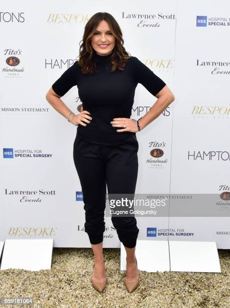 Mariska Hargitay attends the Hamptons Magazine Memorial Day Celebration With Cover Star Hilary Swank Presented by Bespoke Real Estate on May 27 2017...