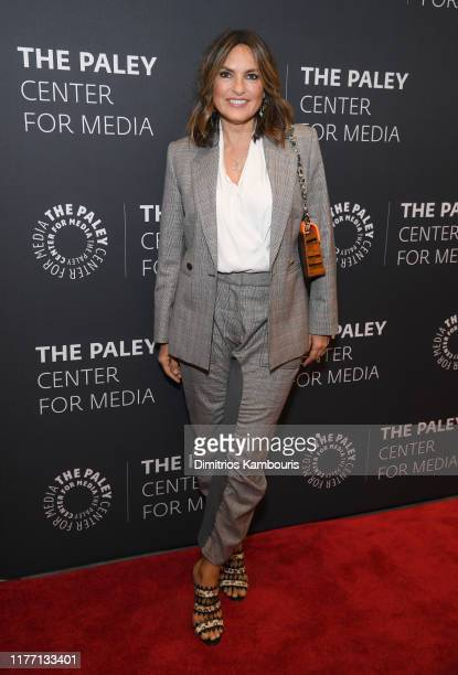Mariska Hargitay attends the Law Order SVU Television Milestone Celebration at The Paley Center for Media on September 25 2019 in New York City