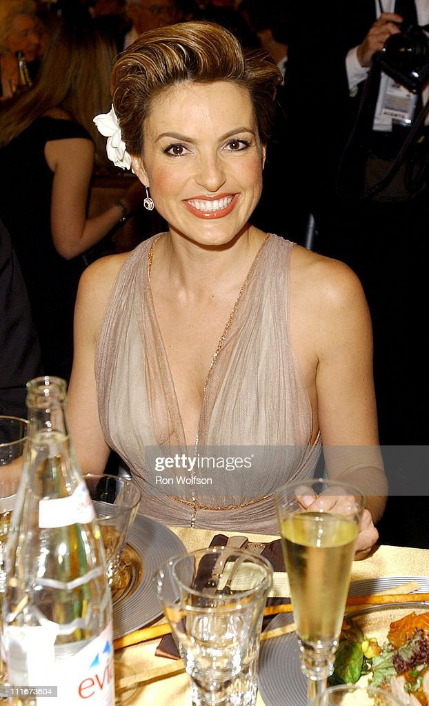 Mariska Hargitay during 10th Annual Screen Actors Guild Awards - Backstage and Audience at Shrine Auditorium in Los Angeles, California, United States.