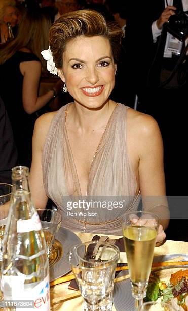 Mariska Hargitay during 10th Annual Screen Actors Guild Awards Backstage and Audience at Shrine Auditorium in Los Angeles California United States