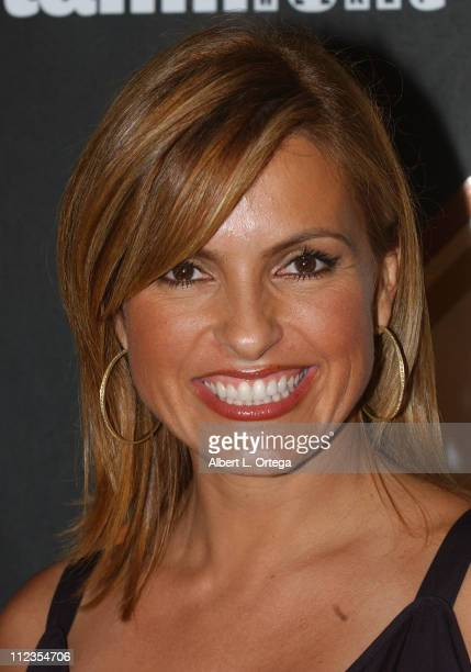 Mariska Hargitay during Entertainment Weekly Magazine 3rd Annual Pre-Emmy Party - Arrivals at The Cabana Club in Los Angeles, California, United...