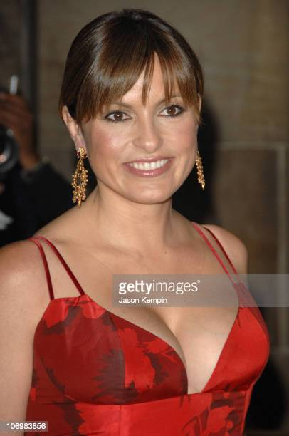 Mariska Hargitay during The Fashion Group International Presents the 23rd Annual Night of Stars Honoring The Visionaries at Cipriani's 42nd Street in...