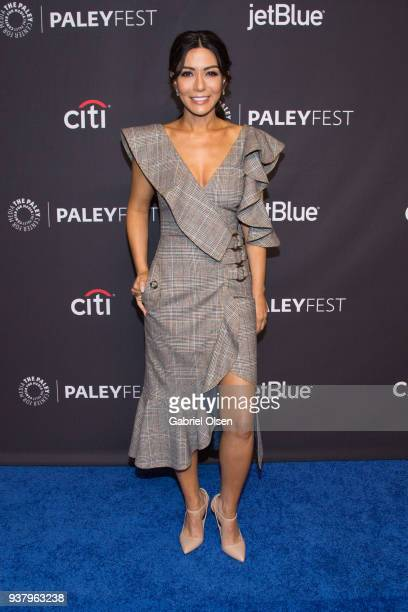 Marisol Nichols arrives for the 2018 PaleyFest Los Angeles CW's Riverdale at Dolby Theatre on March 25 2018 in Hollywood California