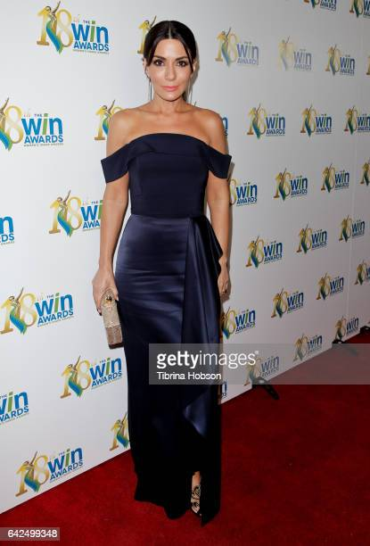 Marisol Nichols attends the 18th Annual Women's Image Awards at Skirball Cultural Center on February 17 2017 in Los Angeles California