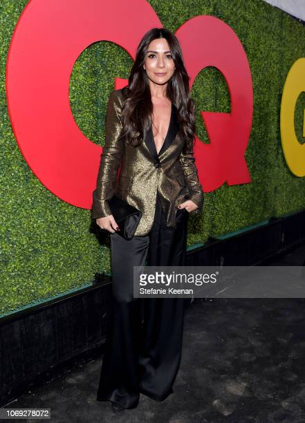 Marisol Nichols attends the 2018 GQ Men of the Year Party at a private residence on December 6 2018 in Beverly Hills California