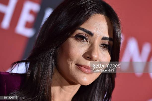 Marisol Nichols attends the Premiere of Warner Bros Pictures' Doctor Sleep at Westwood Regency Theater on October 29 2019 in Los Angeles California