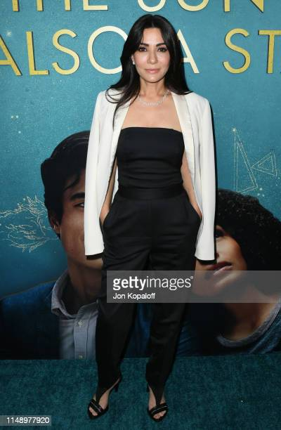 Marisol Nichols attends the World Premiere Of Warner Bros The Sun Is Also A Star at Pacific Theaters at the Grove on May 13 2019 in Los Angeles...