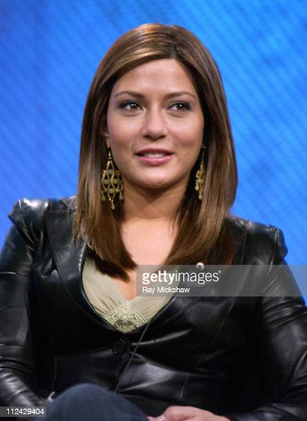 Marisol Nichols during ABC 2005 Winter Press Tour Blind Justice at Universal Hilton in Universal City California United States