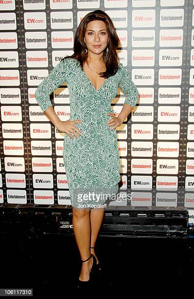 Marisol Nichols during Entertainment Weekly Magazine Celebrates The 2006 Photo Issue at Quixote Studios in West Hollywood California United States