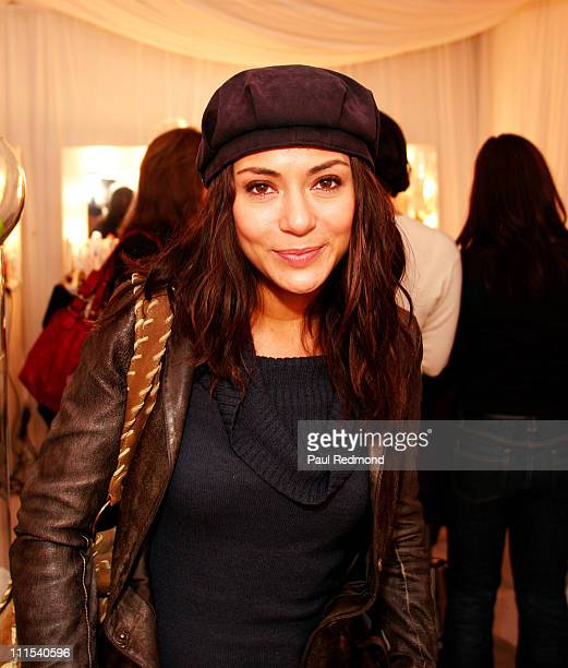 Marisol Nichols during In Style Luxury Suites at The Four Seasons Beverly Hills Day 1 at Four Seasons Hotel in Beverly Hills California United States