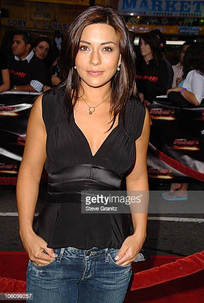 Marisol Nichols during Mission Impossible III Fan Screening Arrivals at Grauman's Chinese Theatre in Beverly Hills California United States
