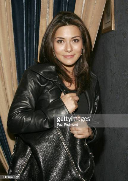 Marisol Nichols during Some Odd Rubies West Coast Store Opening Hosted by Gran Centenario Tequila at Some Odd Rubies on Hillhurst in Los Angeles...
