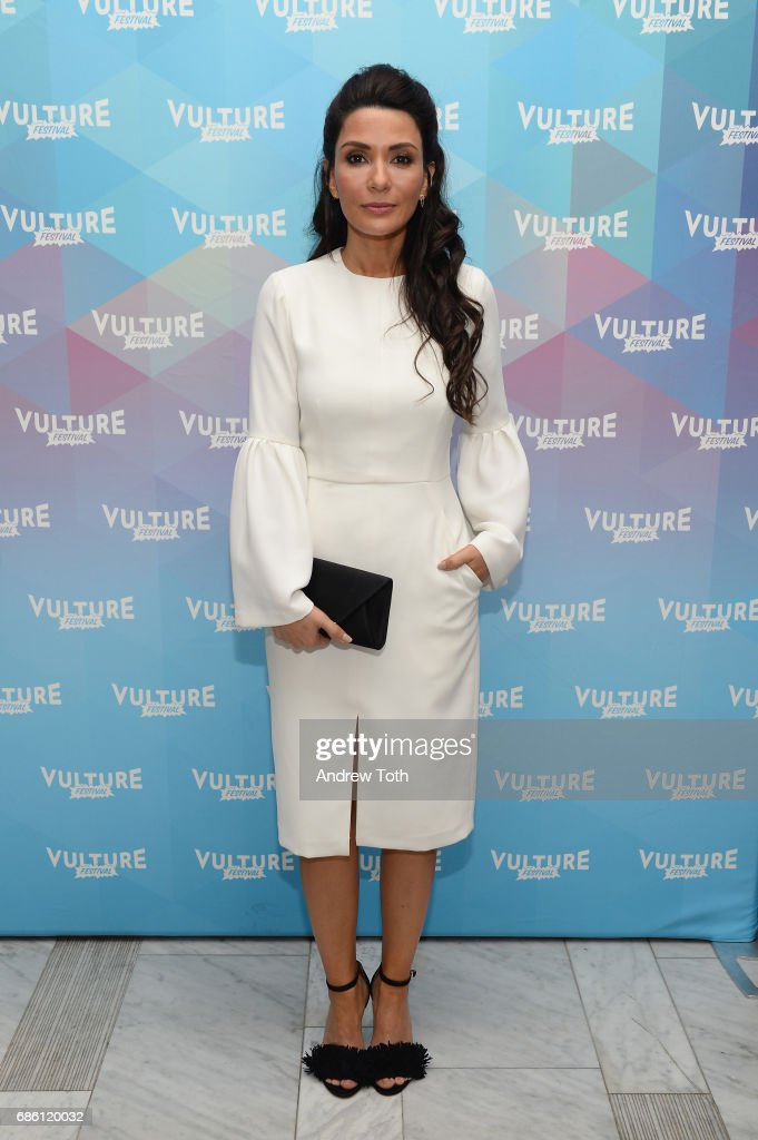 Marisol Nichols of Riverdale series attends the Vulture Festival at The Standard High Line on May 20, 2017 in New York City.