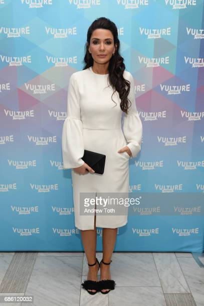 Marisol Nichols of Riverdale series attends the Vulture Festival at The Standard High Line on May 20 2017 in New York City