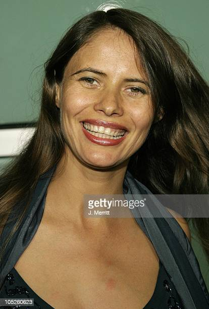Marisol Padilla Sanchez during 'Dirty Dancing Havana Nights' World Premiere at The Arclight Cinerama Dome in Hollywood California United States