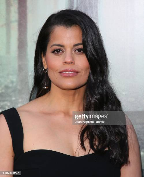 Marisol Ramirez attends the premiere of Warner Bros' 'The Curse Of La Llorona' at the Egyptian Theatre on April 15 2019 in Hollywood California