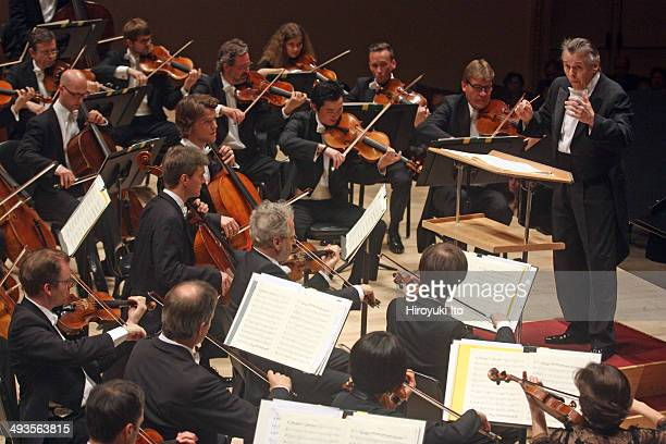 Mariss Jansons leads the Bavarian Radio Symphony Orchestra in Beethoven's Piano Concerto No 4 at Carnegie Hall on Saturday night May 17 2014