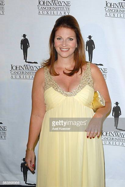 Marissa Diteaux arrives at the 22nd Annual Odyssey Ball a major fundraiser for the John Wayne Cancer Insitute at the Beverly Hilton Hotel Larry King...