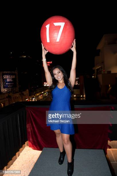 Marissa Fujimoto arrives at 17th Annual Oscar-Qualifying HollyShorts Film Festival Opening Night at Japan House Los Angeles on September 23, 2021 in...