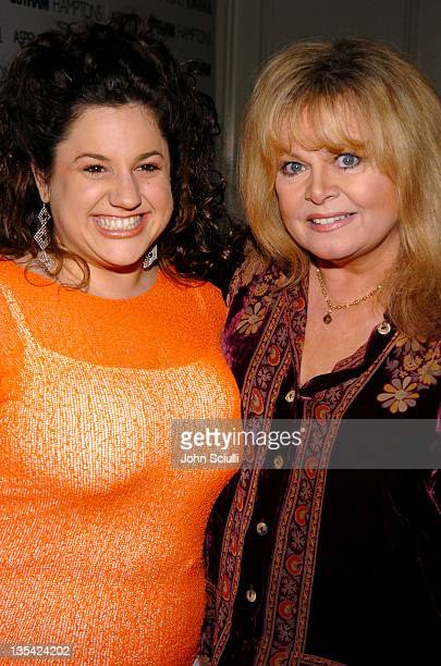 Marissa Jaret Winokur and Sally Struthers during 2rd Annual 'Hollywood Bag Ladies' Lupus Luncheon Presented by LA Confidential Gotham Magazines at...