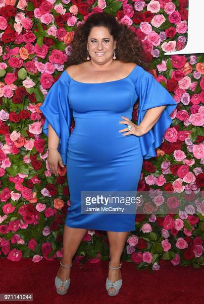 Marissa Jaret Winokur attends the 72nd Annual Tony Awards at Radio City Music Hall on June 10 2018 in New York City