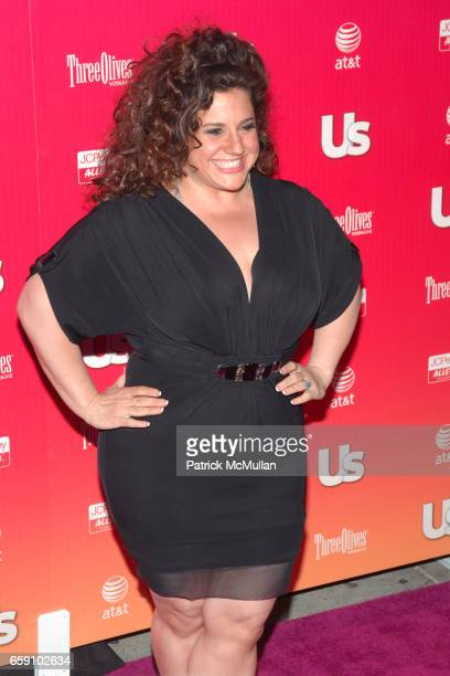 Marissa Jaret Winokur attends US WEEKLY CELEBRATES ANNUAL HOT HOLLYWOOD STYLE ISSUE IN HOLLYWOOD at MyHouse on April 22 2009 in Hollywood CA