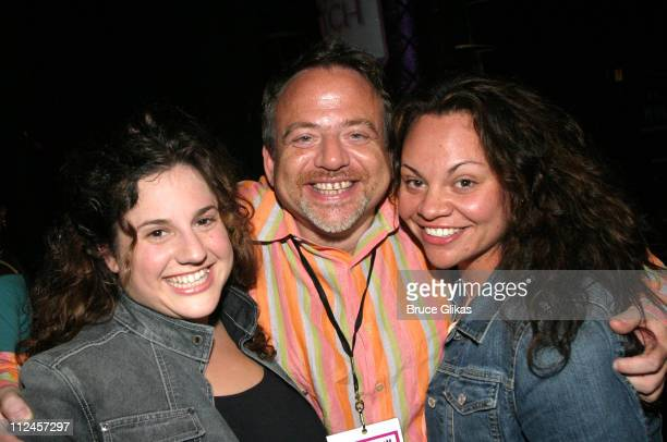 Marissa Jaret Winokur Marc Shaiman and Keala Settle