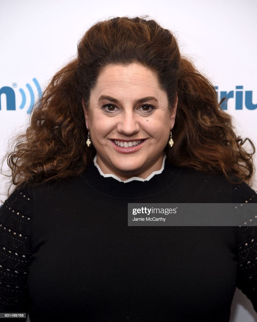 Marissa Jaret Winokur visits SiriusXMat SiriusXM Studios on March 13, 2018 in New York City.