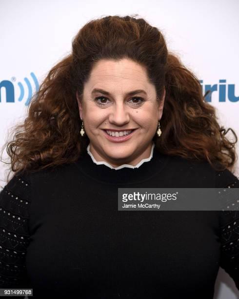 Marissa Jaret Winokur visits SiriusXMat SiriusXM Studios on March 13 2018 in New York City