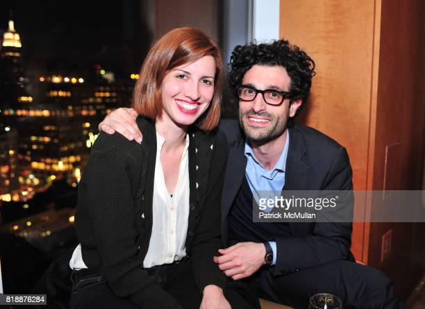 Marissa Kap and Antonio F attend NOWNESS Presents the New York Premiere of JeanMichel Basquiat The Radiant Child at MoMa on April 27 2010 in New York...