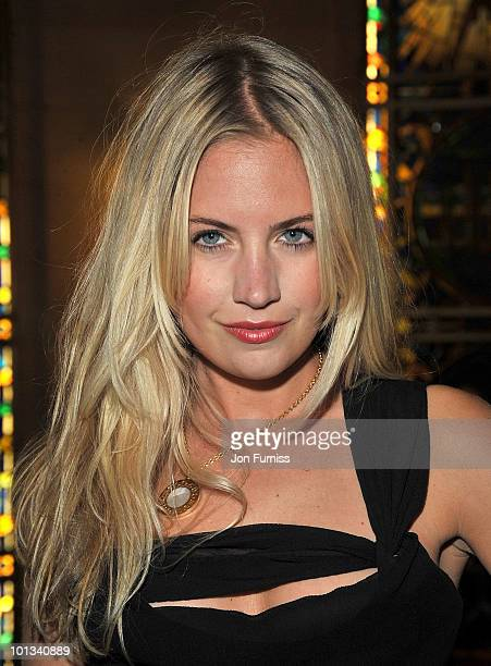 Marissa Montgomery attends the Quintessentially Awards at Freemasons Hall on June 1 2010 in London England