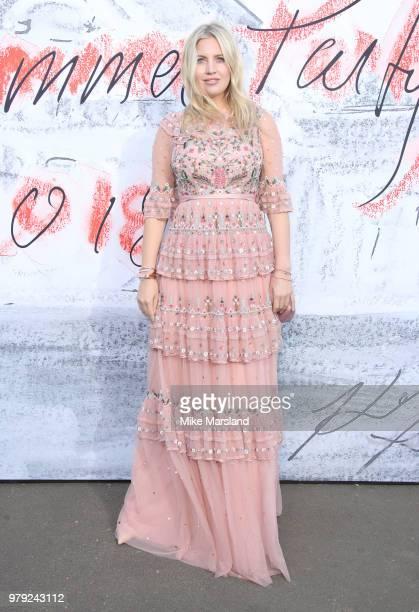 Marissa Montgomery attends The Serpentine Summer Party at The Serpentine Gallery on June 19 2018 in London England