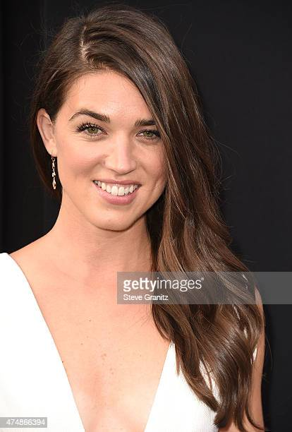 Marissa Neitling arrives at the San Andreas Los Angeles Premiere at TCL Chinese Theatre IMAX on May 26 2015 in Hollywood California