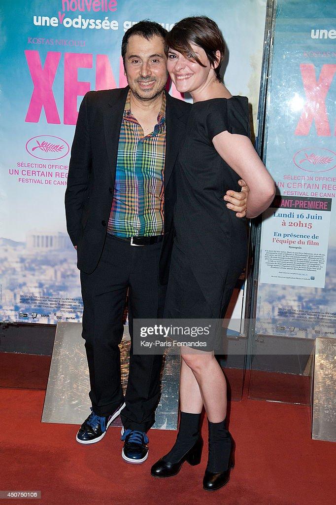 'Xenia' Paris Premiere At UGC Les Halles