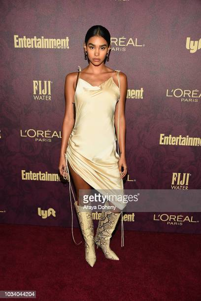 Marissa Valdez attends the 2018 Pre-Emmy Party hosted by Entertainment Weekly and L'Oreal Paris at Sunset Tower Hotel on September 15, 2018 in West...