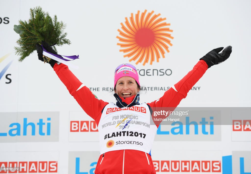 Women's Cross Country Distance - FIS Nordic World Ski Championships