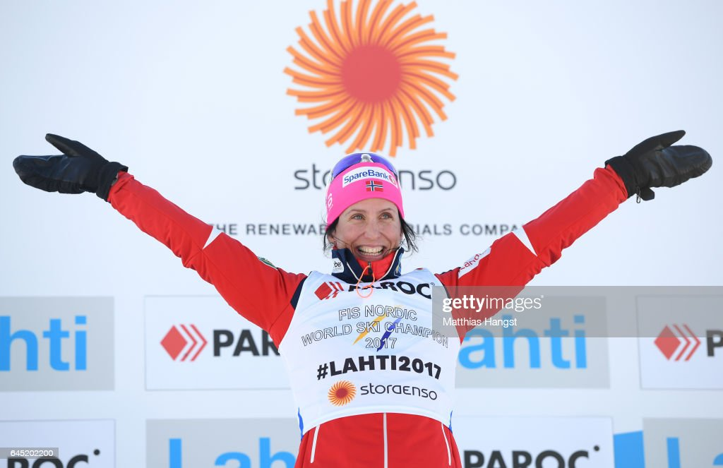 Men's and Women's Cross Country Skiathlon - FIS Nordic World Ski Championships