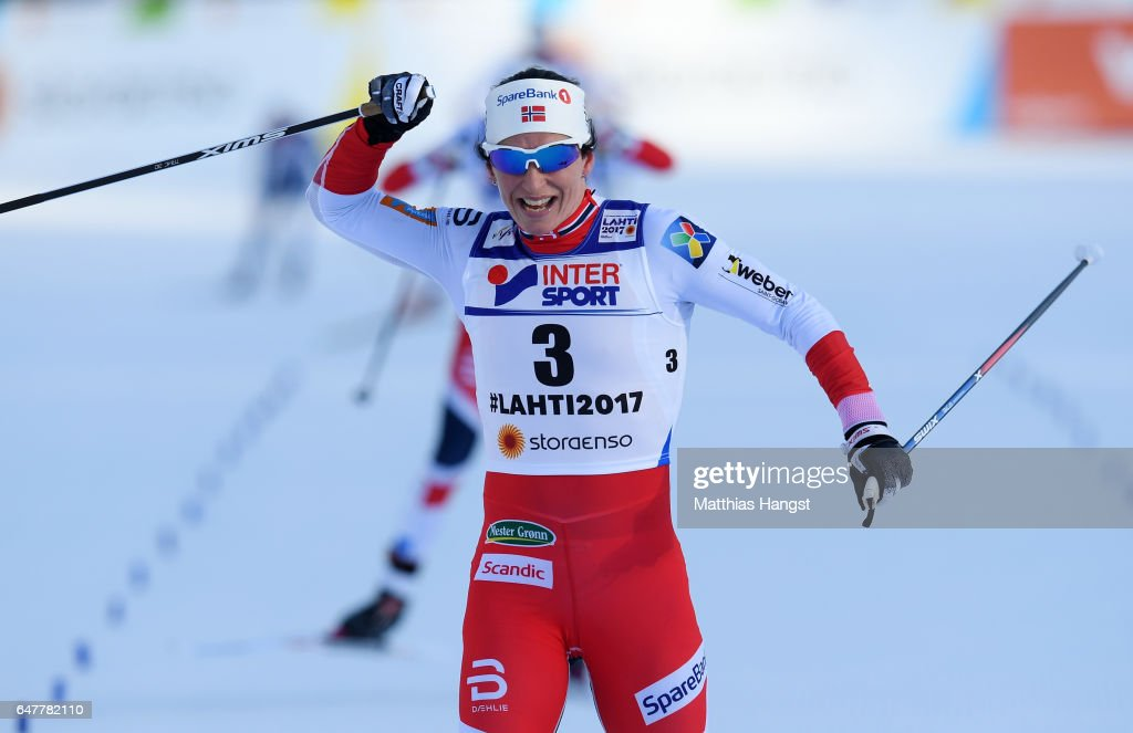Women's Cross Country Mass Start - FIS Nordic World Ski Championships