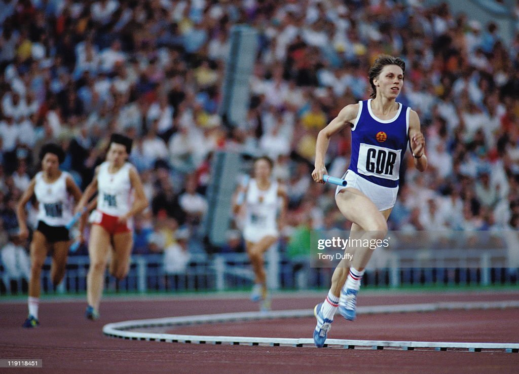 XXII Summer Olympics Games : News Photo