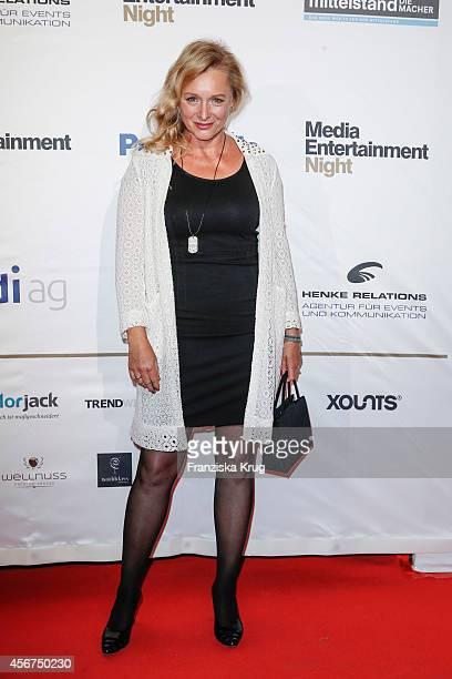 Marita Marschall attends the Media Entertainment Night 2014 at Atlantik Hotel on October 06 2014 in Hamburg Germany