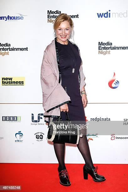 Marita Marschall attends the Media Entertainment Night 2015 on November 16, 2015 in Hamburg, Germany.
