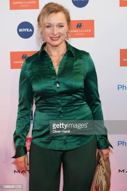 Marita Marschall attends the Movie Meets Media night at Grand Elysee Hamburg on December 3 2018 in Hamburg Germany