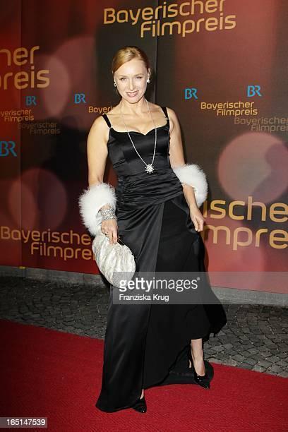 Marita Marschall Bei Der 32. Verleihung Des Bayerischen Filmpreises In München .