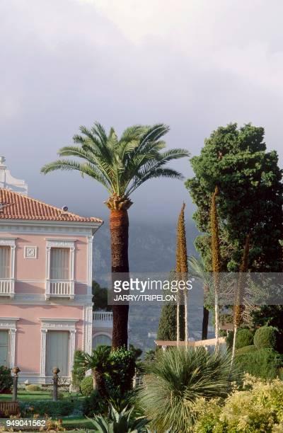 Saint Jean Cap Ferrat Ephrussi Villa AlpesMaritimes Saint Jean Cap Ferrat Villa Ephrussi