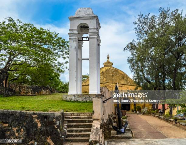 maritime archaeology museum in galle fort - imagebook stock pictures, royalty-free photos & images