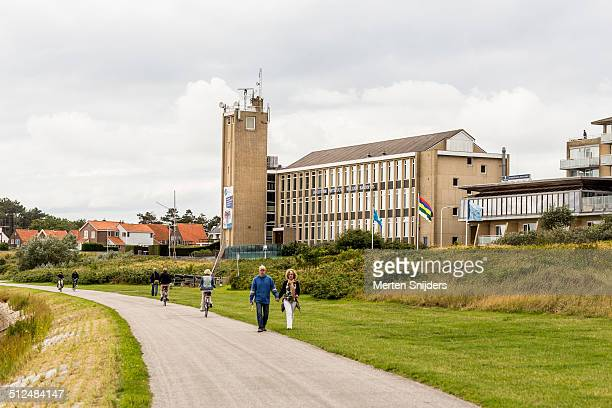 maritime institute willem barentsz terschelling - merten snijders stock pictures, royalty-free photos & images